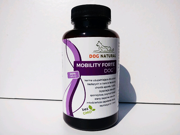 Mobility Forte Dog